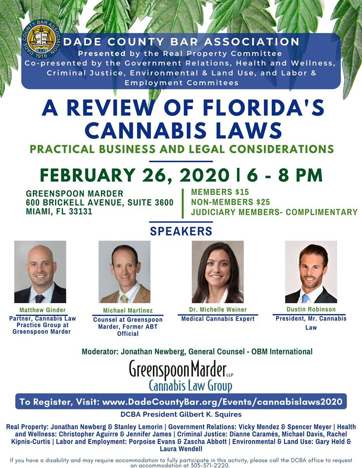 A Review of Florida's Cannabis Laws